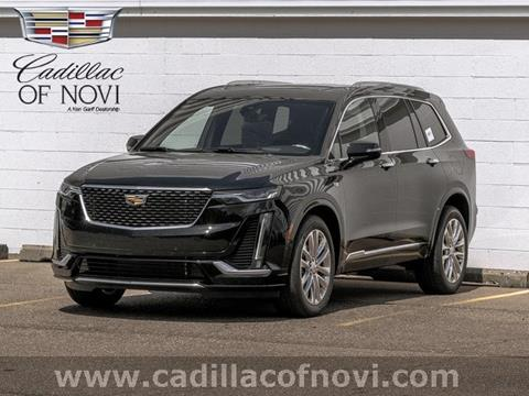 2020 Cadillac XT6 for sale in Novi, MI