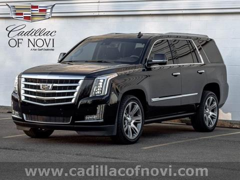 2019 Cadillac Escalade for sale in Novi, MI