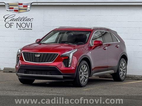 2019 Cadillac XT4 for sale in Novi, MI