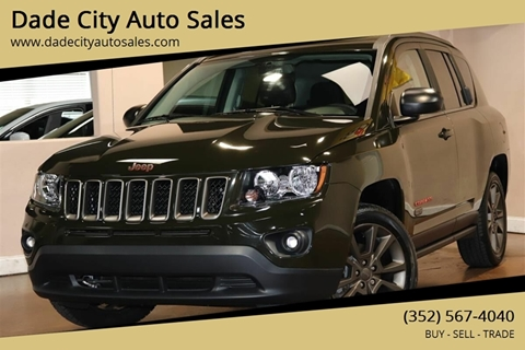 2016 Jeep Compass for sale in Dade City, FL