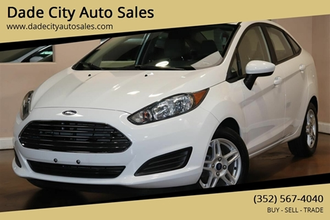 Wesley Chapel Ford >> 2017 Ford Fiesta For Sale In Dade City Fl