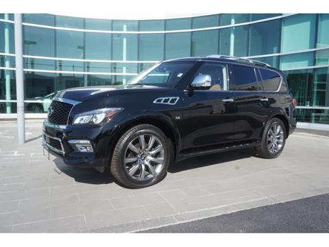 2017 Infiniti QX80 for sale in Norwood, MA