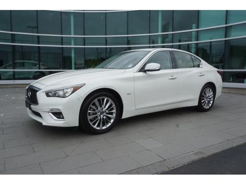 2019 Infiniti Q50 for sale in Norwood, MA