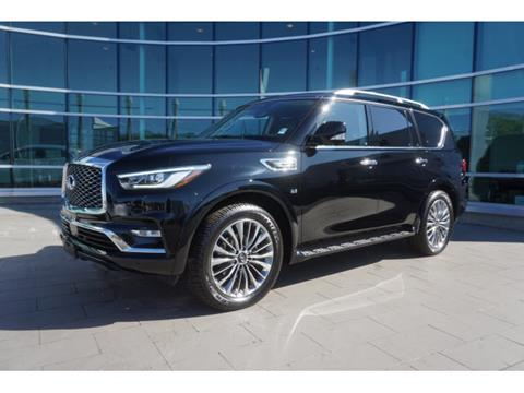 2019 Infiniti QX80 for sale in Norwood, MA