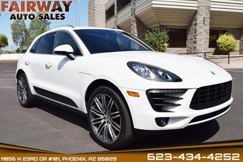 2017 Porsche Macan for sale in Phoenix, AZ