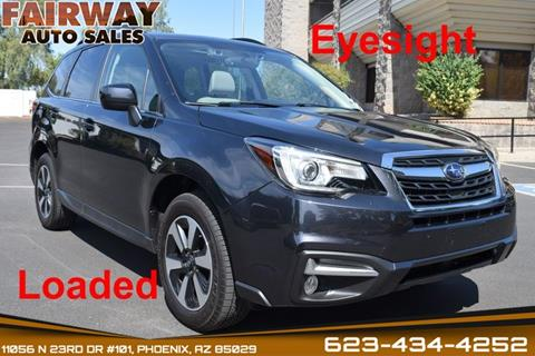 2018 Subaru Forester for sale in Phoenix, AZ