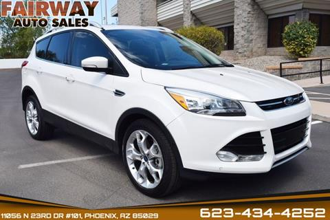 2016 Ford Escape for sale in Phoenix, AZ