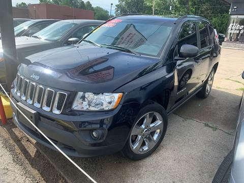 2011 Jeep Compass for sale in Toledo, OH