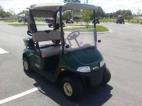 2017 E-Z-GO RXV for sale in Lakeland, FL