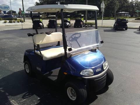 2016 E-Z-GO RXV for sale in Lakeland, FL