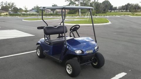 2014 E-Z-GO TXT for sale in Lakeland, FL