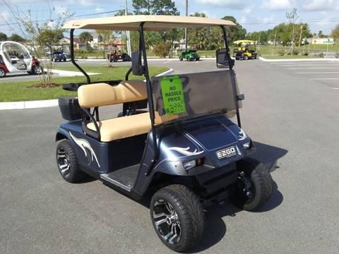 2013 E-Z-GO TXT for sale in Lakeland, FL