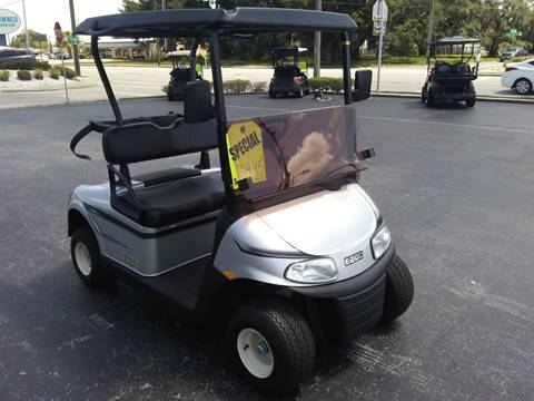 2018 E-Z-GO FREEDOM RXV ELECTRIC for sale in Lakeland, FL