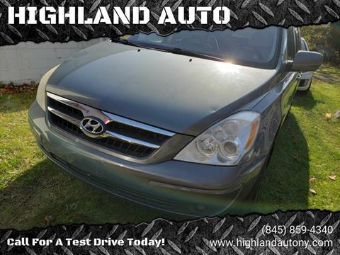 2008 Hyundai Entourage for sale in Highland Falls, NY