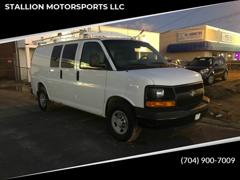 2008 Chevrolet Express Cargo for sale in Charlotte, NC