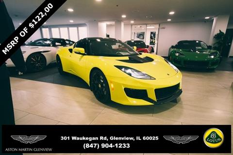 2018 Lotus Evora 400 for sale in Glenview, IL