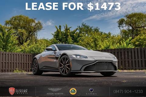 2020 Aston Martin Vantage for sale in Glenview, IL
