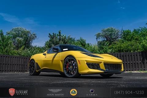 2020 Lotus Evora GT for sale in Glenview, IL