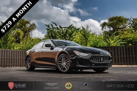 2019 Maserati Ghibli for sale in Glenview, IL