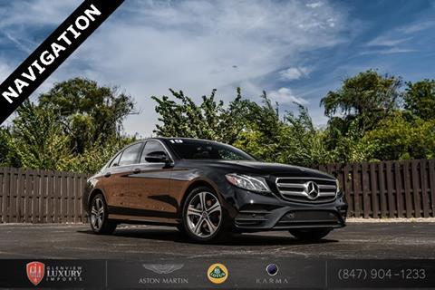 2019 Mercedes-Benz E-Class for sale in Glenview, IL