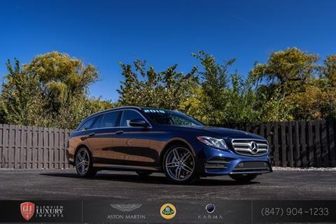 2018 Mercedes-Benz E-Class for sale in Glenview, IL