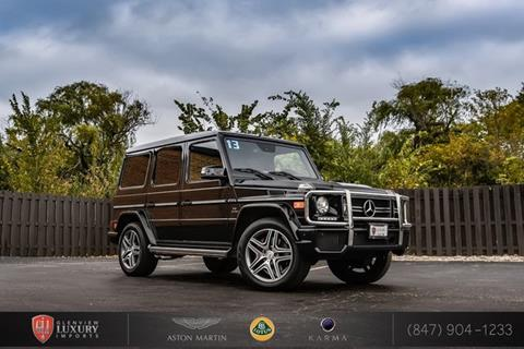 2013 Mercedes-Benz G-Class for sale in Glenview, IL