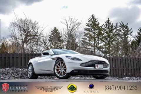 2020 Aston Martin DB11 Volante for sale at Glenview Luxury Imports in Glenview IL