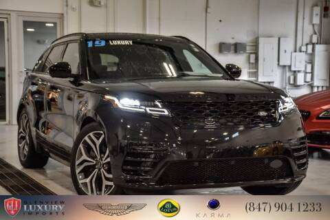 2019 Land Rover Range Rover Velar P380 R-Dynamic HSE for sale at Glenview Luxury Imports in Glenview IL
