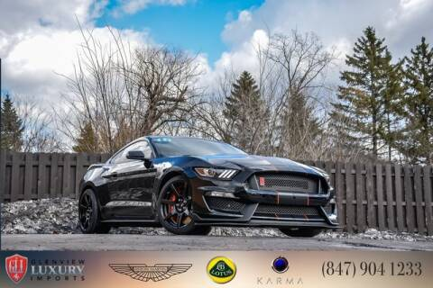 2016 Ford Mustang Shelby GT350 for sale at Glenview Luxury Imports in Glenview IL