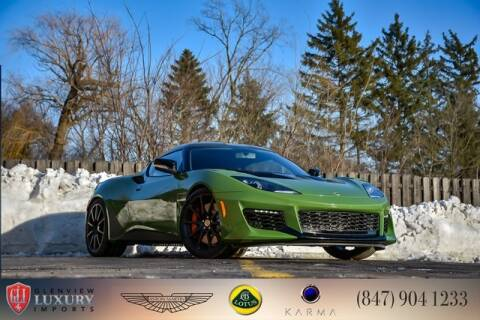 2020 Lotus Evora GT for sale at Glenview Luxury Imports in Glenview IL