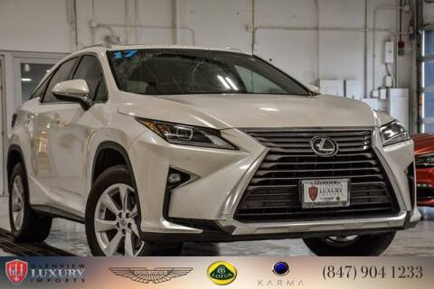 2017 Lexus RX 350 for sale at Glenview Luxury Imports in Glenview IL
