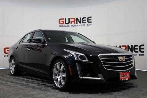 2016 Cadillac CTS for sale in Gurnee, IL
