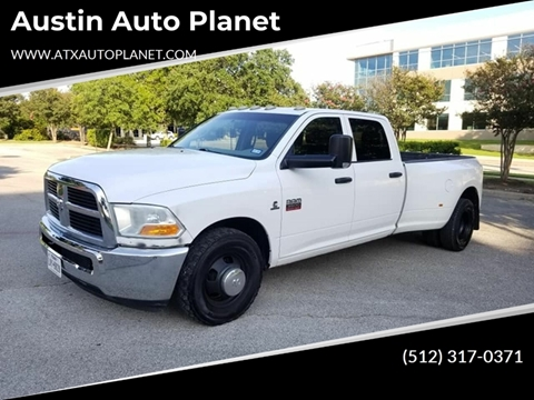2011 RAM Ram Pickup 3500 for sale in Austin, TX