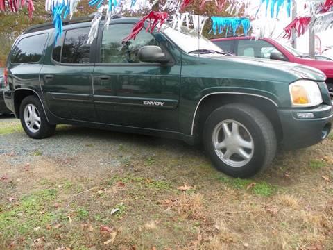 2005 GMC Envoy XL for sale in Elkton, MD