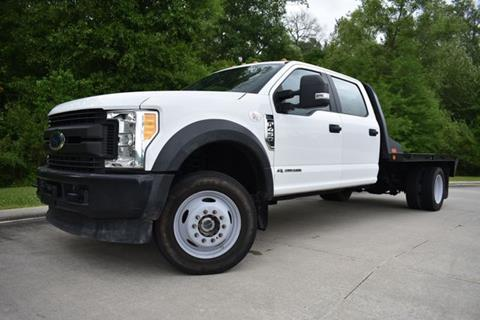 2017 Ford F-450 Super Duty for sale in Walker, LA