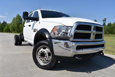 2014 RAM Ram Chassis 5500 for sale in Walker, LA