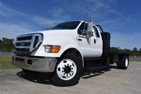 2004 Ford F-650 Super Duty for sale in Walker, LA