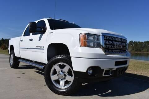 2012 GMC Sierra 2500HD for sale in Walker, LA