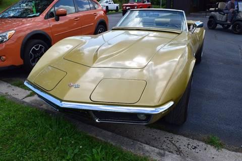 1969 Chevrolet Corvette For Sale In Banner Elk Nc