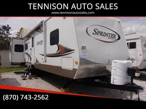 2010 Keystone Sprinter for sale in Harrison, AR