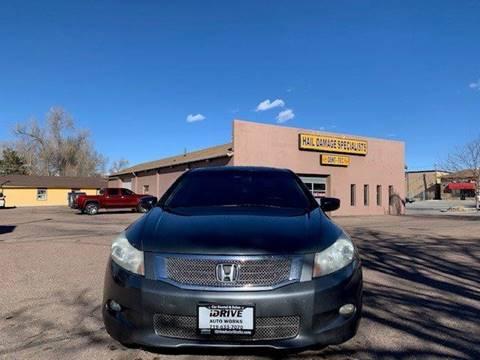 Honda Accord V6 For Sale >> Honda Accord For Sale In Colorado Springs Co Idrive Auto