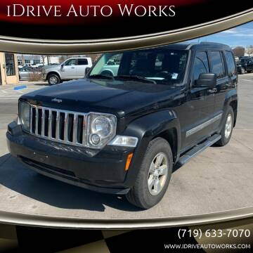 2010 Jeep Liberty Sport for sale at iDrive Auto Works in Colorado Springs CO