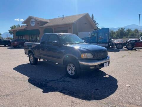 2002 Ford F-150 for sale at iDrive Auto Works in Colorado Springs CO