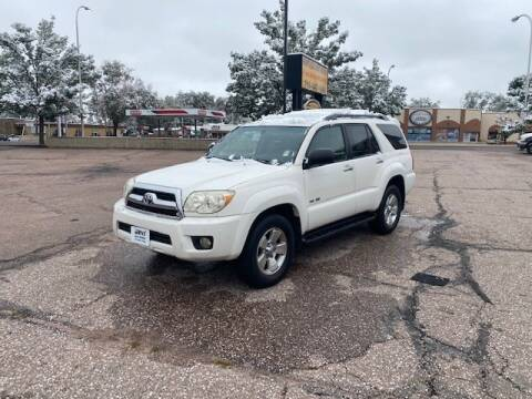 2006 Toyota 4Runner for sale at iDrive Auto Works in Colorado Springs CO