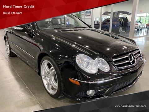 2008 Mercedes-Benz CLK for sale in Rock Hill, SC
