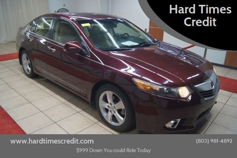 2012 Acura TSX for sale in Rock Hill, SC