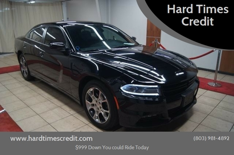 2016 Dodge Charger for sale in Rock Hill, SC