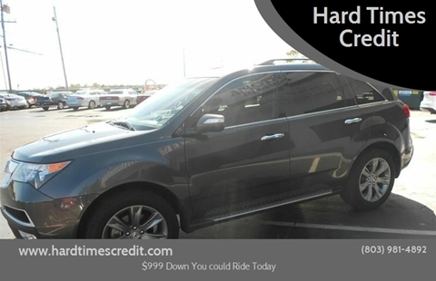 2011 Acura MDX for sale in Rock Hill, SC