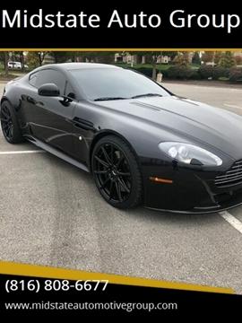 2011 Aston Martin V8 Vantage for sale in Peculiar, MO
