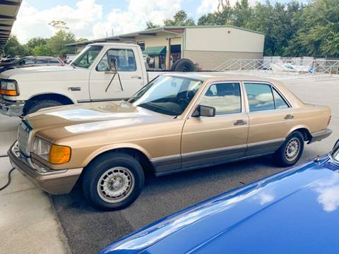 1983 Mercedes-Benz 300-Class for sale in Jacksonville, FL